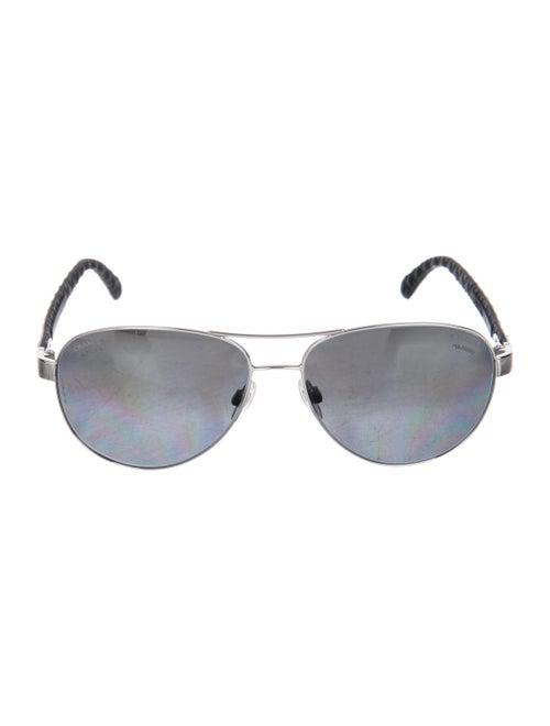 374c219a28 Chanel Polarized Pilot Summer Sunglasses - Accessories - CHA350215 ...