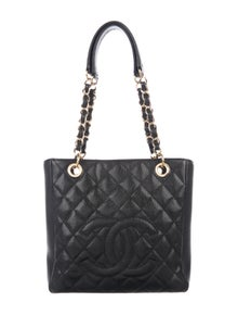 5da2c08a5870 Chanel. Petite Timeless Shopping Tote