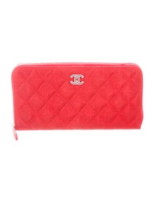 657e4ac44cca Chanel Wallets | The RealReal