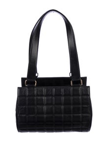 78950459457e Vintage Quilted Handle Bag. $725.00 · Chanel