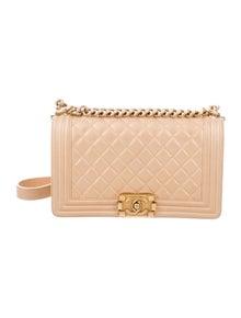 e0f289267170 Medium Boy Bag. Est. Retail $4,900.00. $4,200.00 · Chanel