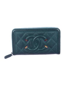 7477781501d2 Quilted Travel Organizer Wallet. $995.00 · Chanel