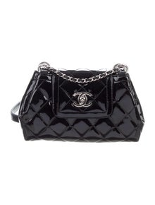 ee24a21ab7bb Chanel. Coco Shine Small Accordion Bag. Est. Retail $3,100.00. $2,100.00 ·  Chanel. Vintage Quilted Flap Chain Bag