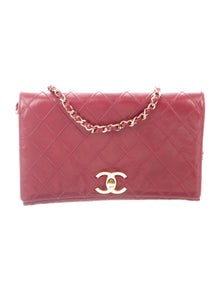 7a63680fa Chanel Flap Bag | The RealReal