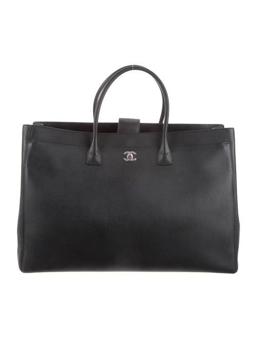 07b556601e27f0 Chanel XL Executive Cerf Tote - Handbags - CHA353208 | The RealReal