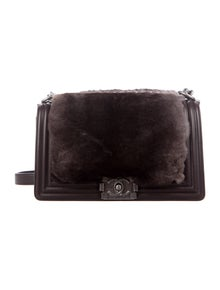 a3a7ee7cd313 Chanel Boy Bag | The RealReal