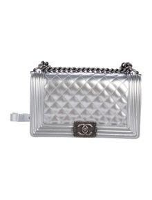 a3a7ee7cd313 Chanel Boy Bag | The RealReal