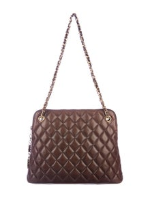47fe199a2f493e Chanel. Vintage Quilted Shoulder Bag