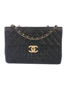 ca3532216a6828 Chanel Handbags | The RealReal