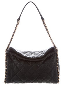 480c7488cd27 Patent Kaleidoscope Shoulder Bag. $1,225.00 · Chanel
