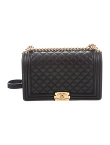 4a00b60b6f98 Chanel Boy Bag | The RealReal