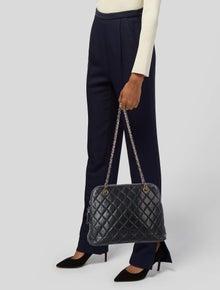 2e2289496bef Chanel. Vintage Quilted Shoulder Bag