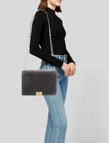 27717c18797ff9 Chanel Boy Bag | The RealReal