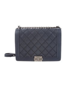 afb785fe34dc Chanel Boy Bag | The RealReal