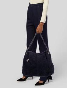 ca3532216a6828 Chanel Handbags   The RealReal