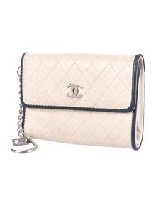 657e4ac44cca Chanel Wallets | The RealReal