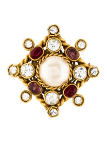 3a4641a4a101 Chanel Brooches | The RealReal