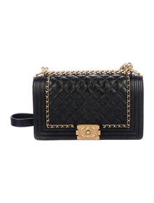 ab4753cae9f82e Chanel Boy Bag | The RealReal