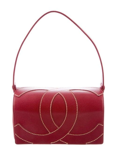 5f271823729f Chanel Surpique Flap Bag - Handbags - CHA359454 | The RealReal