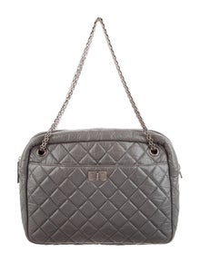 ca3532216a6828 Chanel Handbags | The RealReal