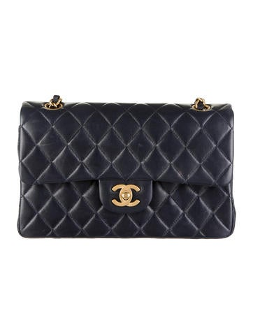 2.55 Small Double Flap Bag