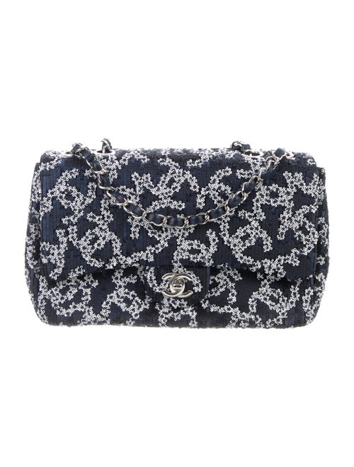 2019 Sequin Flap Bag by Chanel