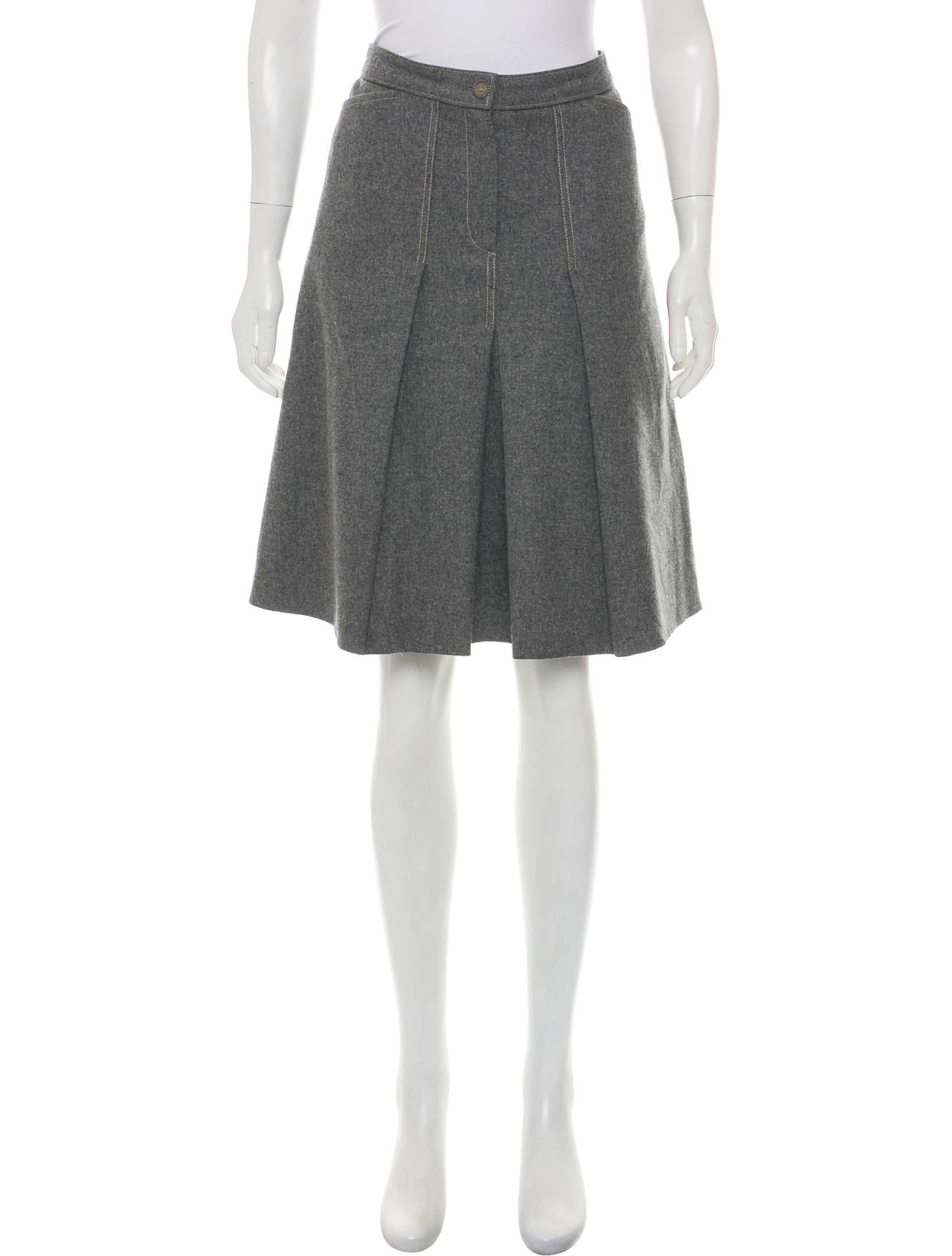 be047c3a4e Chanel Skirts | The RealReal