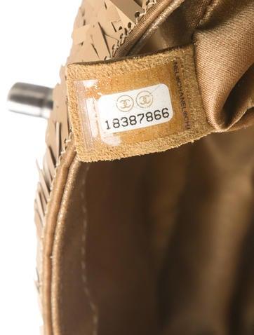 Sequin Mini Flap Bag