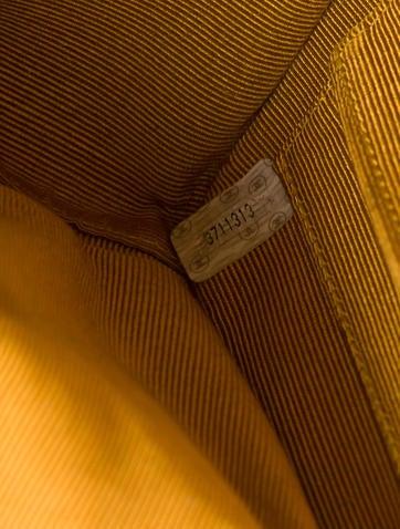 Vintage Bouclé Quilted Bag