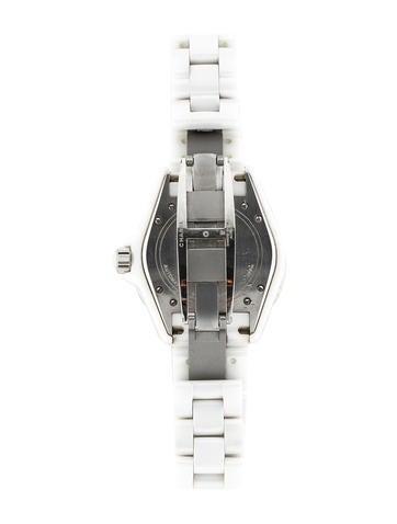 Diamond J12 Watch