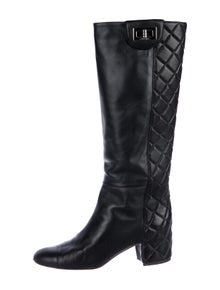 408c82f79eb Chanel Boots | The RealReal
