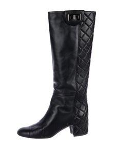 7127e75cbc9 Chanel Boots | The RealReal