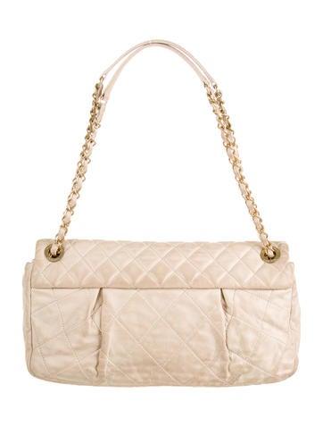 Chic Quilt Flap Bag