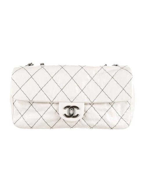 6b4fe54a344aca Chanel Double Stitch Flap Bag - Handbags - CHA38742 | The RealReal