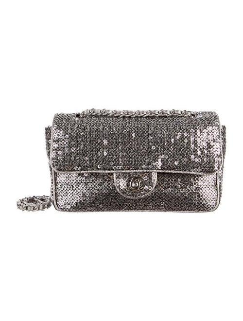 3c9dd40eaa09 Chanel Sequin Flap Bag - Handbags - CHA38876 | The RealReal