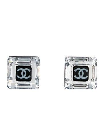 CC Crystal Earrings
