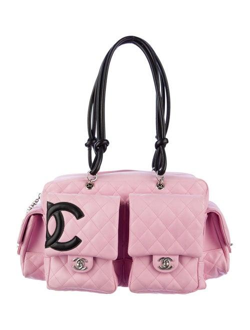 4c5a798a56ccef Chanel Cambon Reporter Bag - Handbags - CHA39810   The RealReal