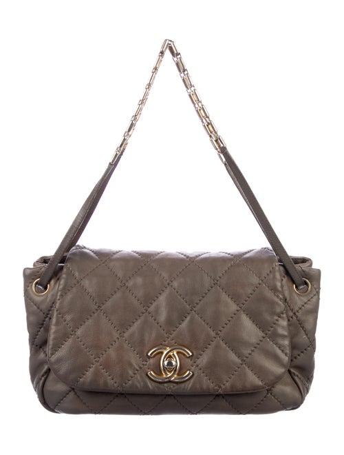 Chanel Ultimate Stitch Retro Chain Flap Bag gold