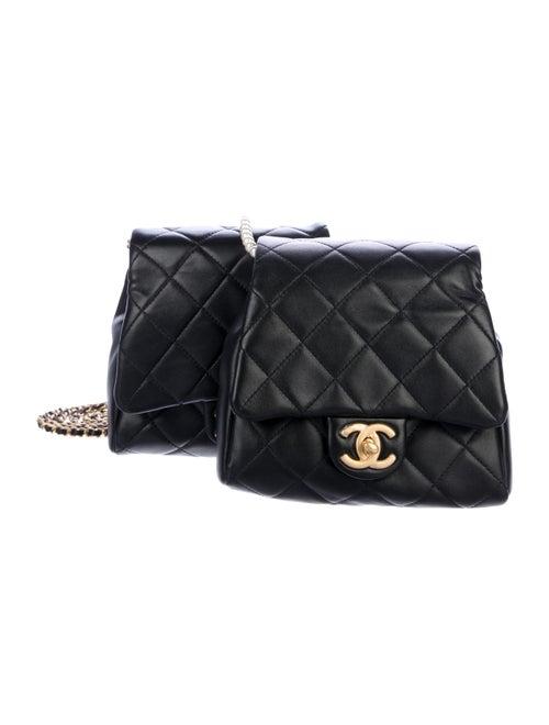 2019 Lambskin Side Packs by Chanel