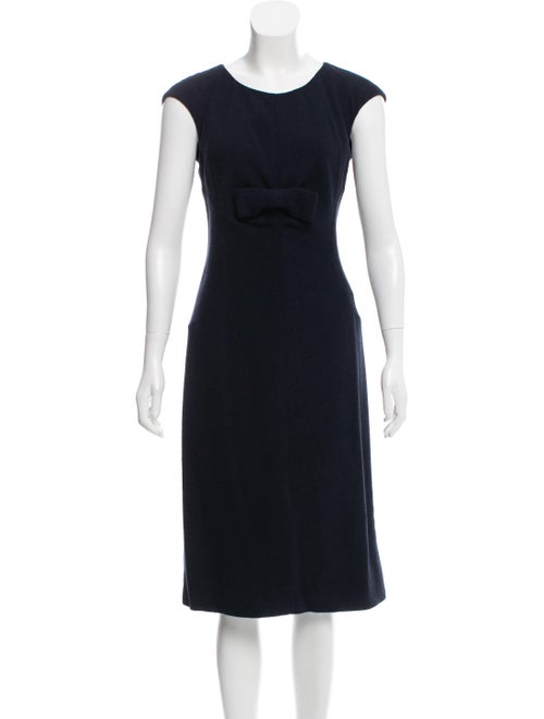 Chanel Terrycloth Sheath Dress