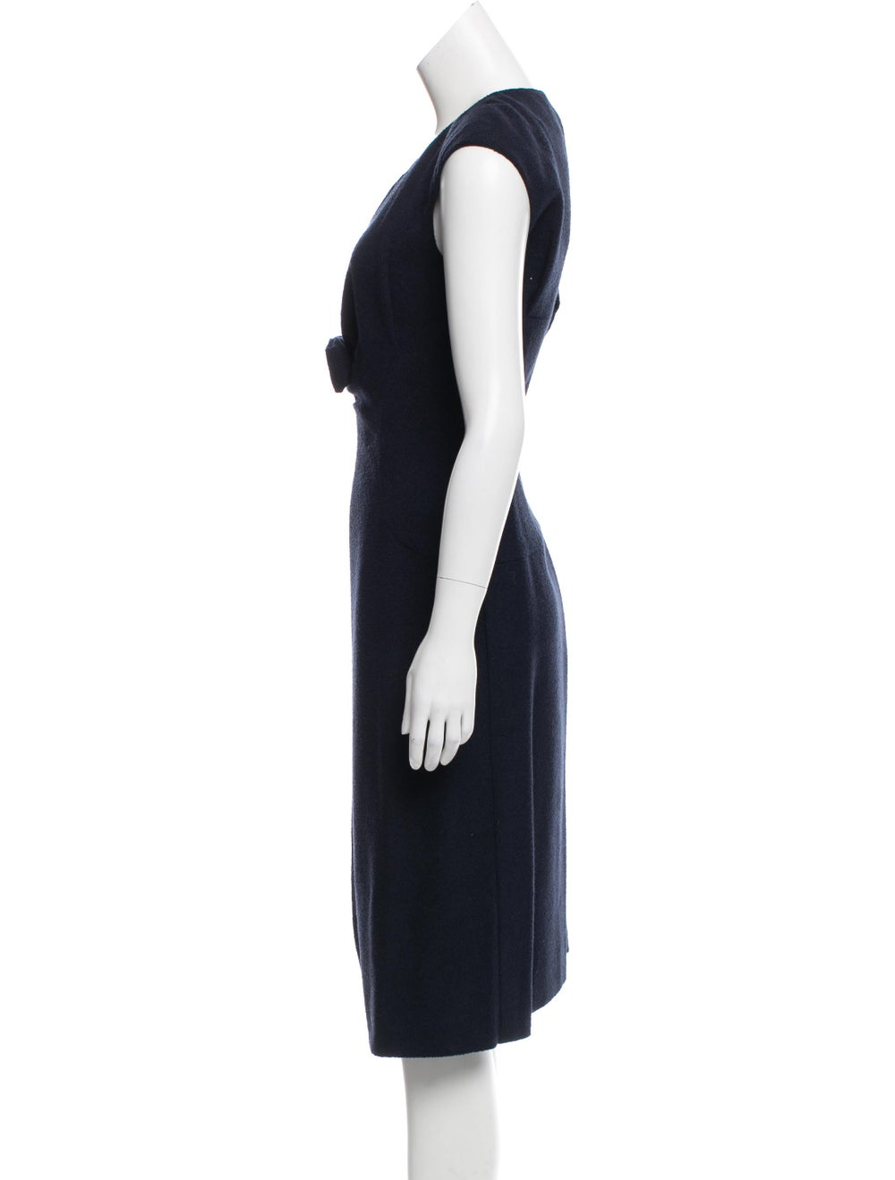 Chanel Terrycloth Sheath Dress - image 2