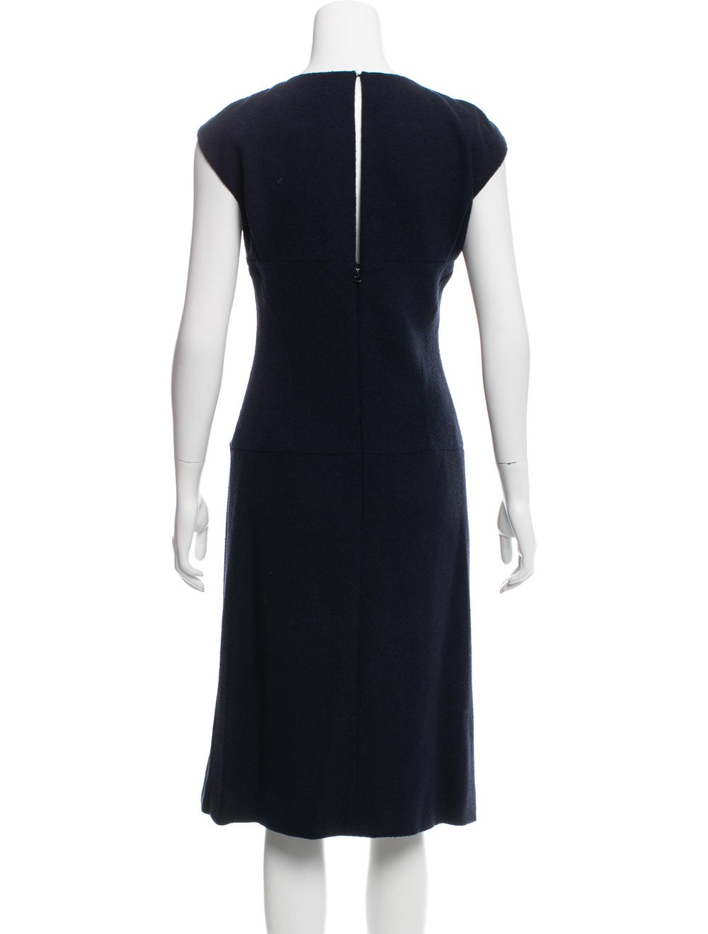 Chanel Terrycloth Sheath Dress - image 3