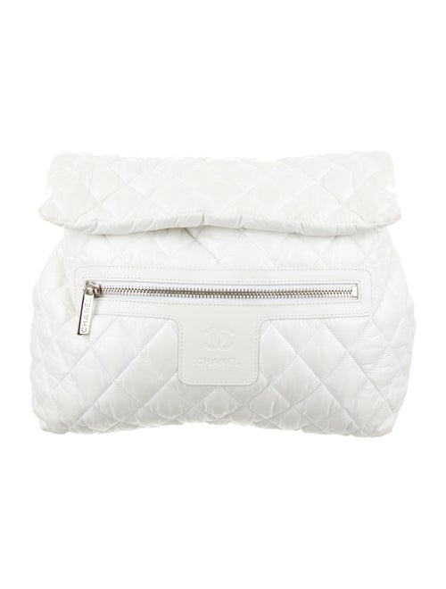 Chanel Coco Cocoon Backpack Black