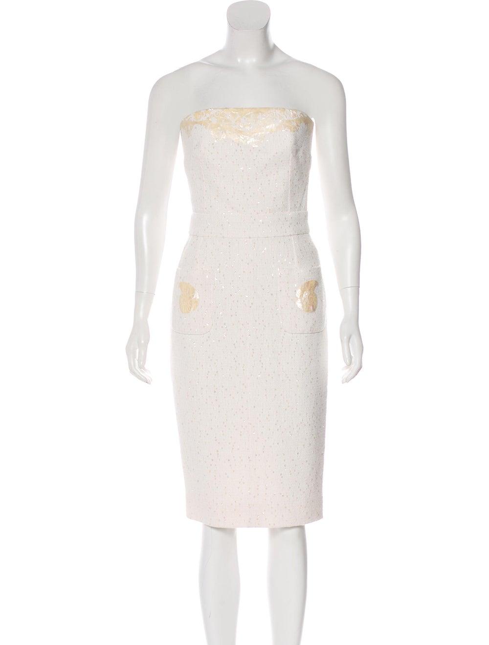 Chanel Embellished Tweed Dress Set - image 4