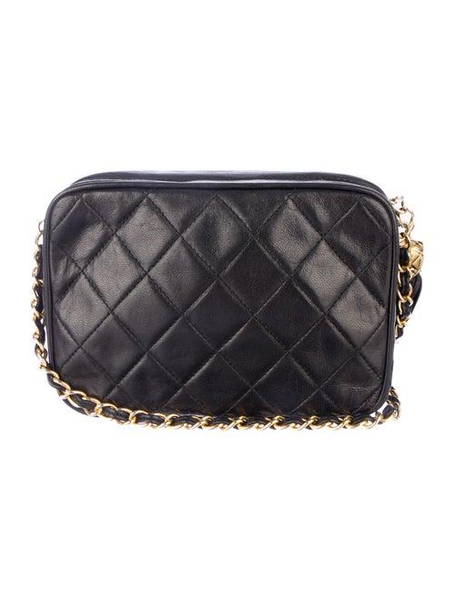 cb6b5f0da727 Chanel Vintage Lambskin Camera Bag - Handbags - CHA43923 | The RealReal