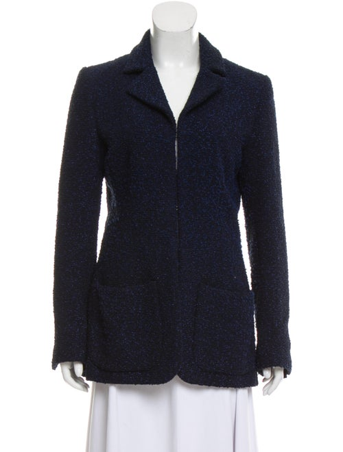 Chanel Tweed Short Jacket