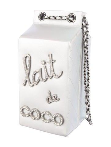 Lait De Coco Bag w/ Tags