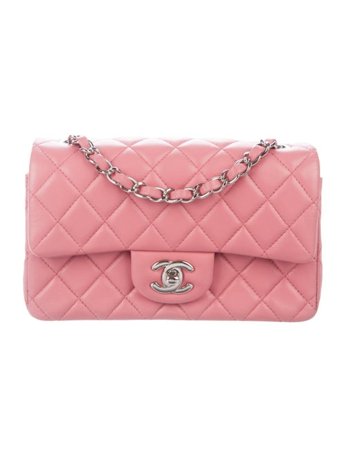 chanel second hand bag , chanel pink bag