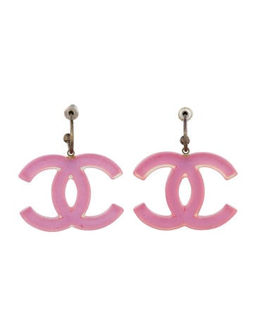 Iridescent CC Earrings