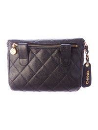 b49278e07ab9 Chanel Waist Belt Bag - Handbags - CHA45336 | The RealReal